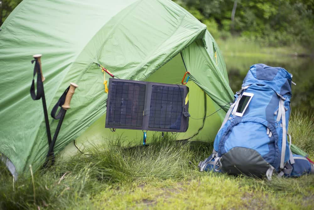 Solving the World's Problems 1 Solar Tent at a Time