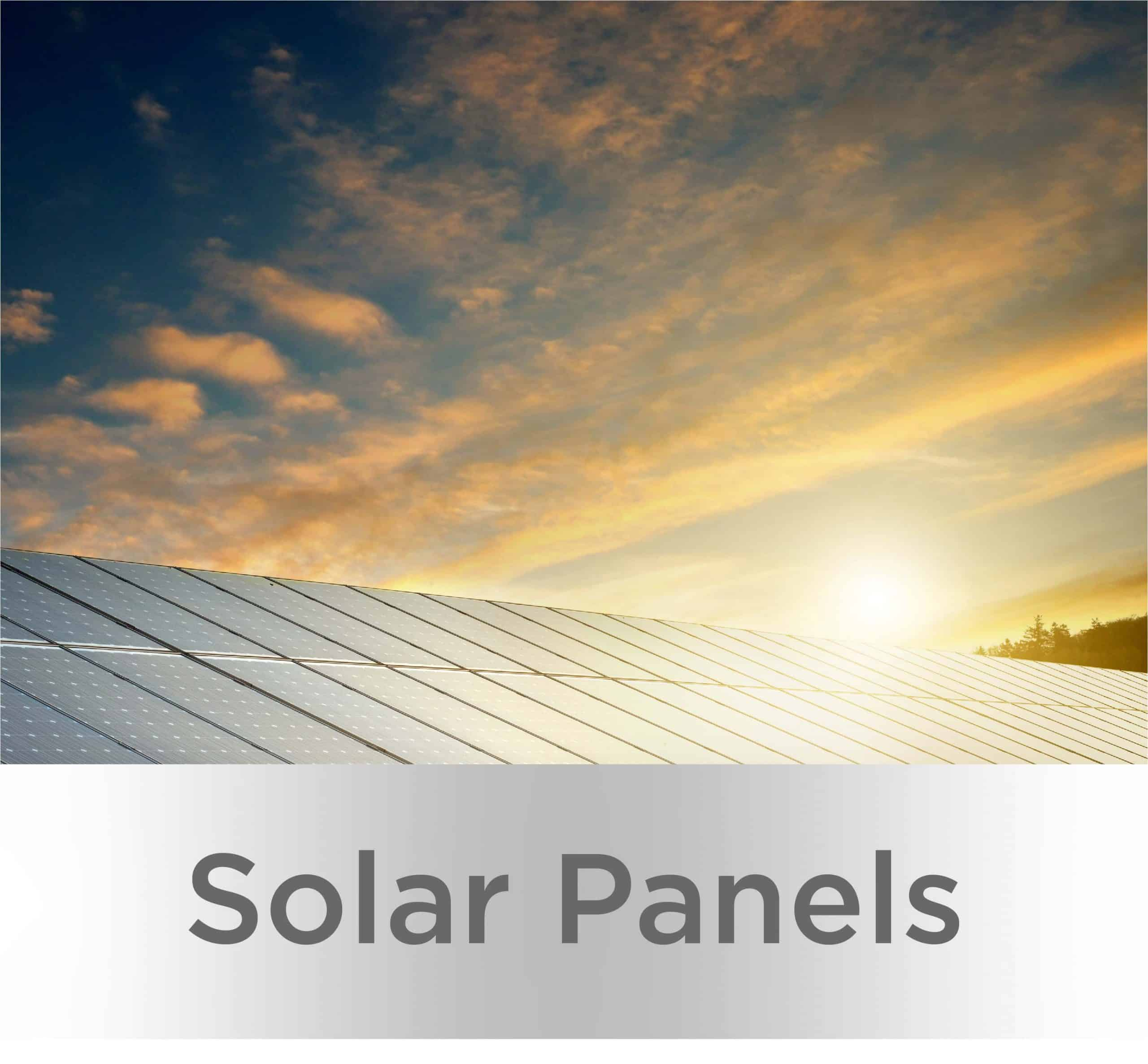 Your Complete Solar Panels Guide