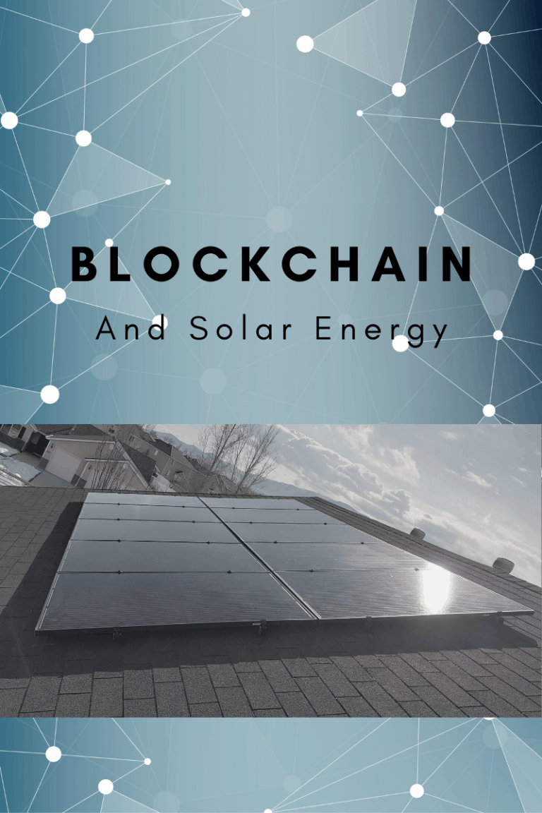 blockchain and solar energy